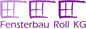 Fensterbau Roll KG Logo